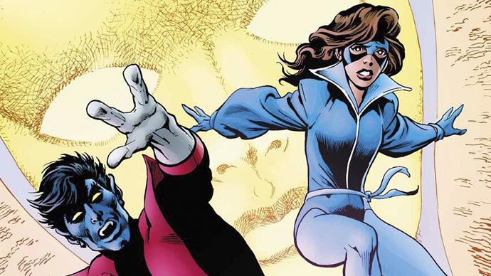 X-Men Legends Chris Claremont Alan Davis Boletín Marvel