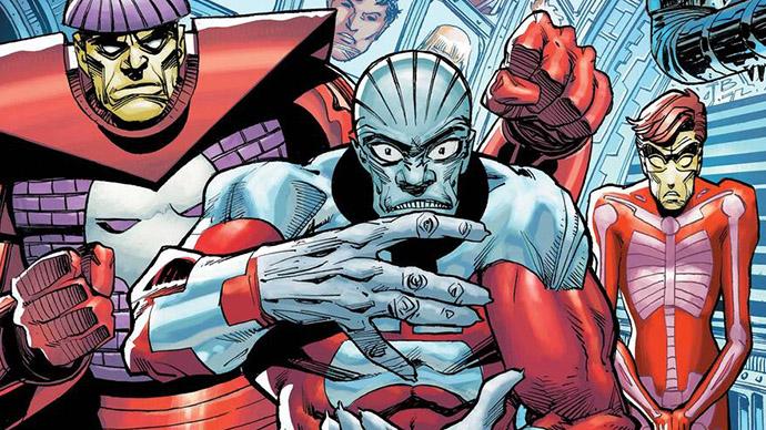 X-Men Legends Louise Simonson Walter Simonson Boletín Marvel